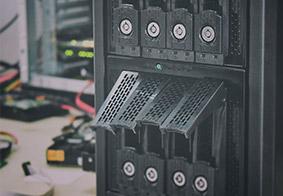 Otvoreno kućište za RAID diskove