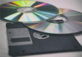 Vračanje podataka sa CD i Floppy diskova