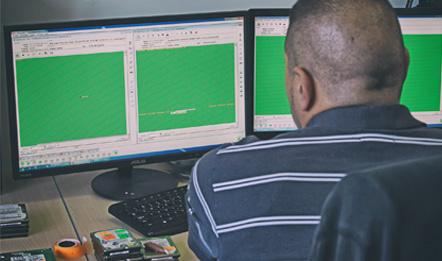 Kloniranje podataka u PC3000 programu